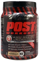 Extreme Edge Post Workout Vicious Vanilla - 1.12 lbs - Bluebonnet Nutrition