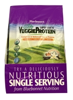 Super Earth VeggieProtein Vanilla Chai - 8 Packets - Bluebonnet Nutrition