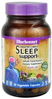 Targeted Choice Sleep Support - 30 Vegetable Capsules - Bluebonnet Nutrition