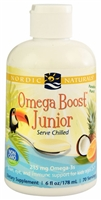 Omega Boost Junior Paradise Punch - 6 fl oz - Nordic Naturals