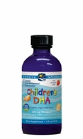 Children's DHA Strawberry - 4 fl oz - Nordic Naturals
