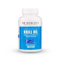 Krill Oil capsules (180 per bottle) 90 Day Supply | Dr Mercola