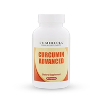 Curcumin Advanced (90 per Bottle): 90 Day Supply | Dr Mercola