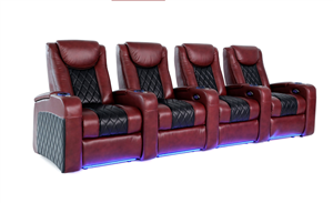 Octane Azure Home Theater Seating