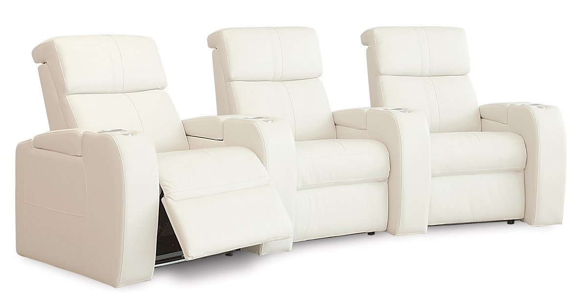 the flicks home theater chair by palliser custom theater seating