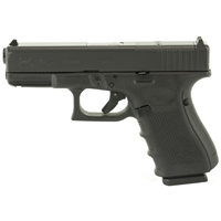 GLOCK 19 MOS GEN 4 9MM - 15 Round Capacity - with 3 Magazines