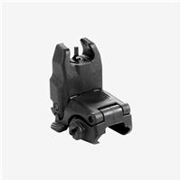 MAGPUL MBUS FRONT FLIP SIGHT GEN 2 BACK UP IRON SIGHTS BLACK