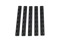 BCM GUNFIGHTER KMOD RAIL PANELS BLACK
