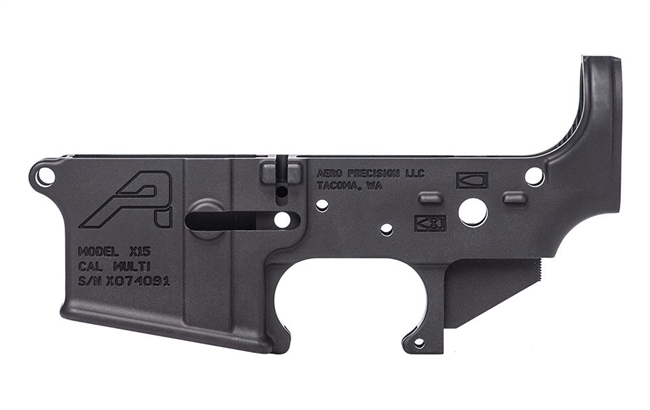 AERO PRECISION X15 GEN2 STRIPPED LOWER