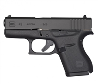 GLOCK G43 9MM BLUE LABEL *LEO ONLY*