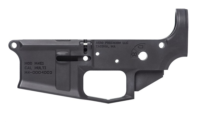 AERO PRECISION AR15 M4E1 STRIPPED LOWER