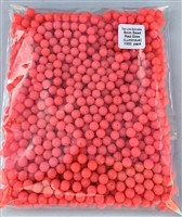 8mm Red Glow (Luminous) Bead/1000 Pack