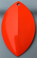 Size 7 FB Series Blade/Fluorescent Orange Both Sides/2 Pack