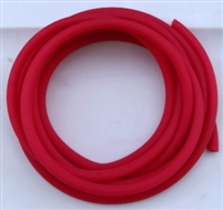 "Hook Tubing/1/8"" I.D/Rocket Red"