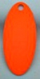 #3.5 Swing Blade/Fluorescent Orange Both Sides/10 pack