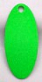 #3.5 Swing Blade/Fluorescent Green Both Sides/10 pack