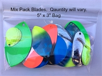 "Blade Variety Pack/5"" x 3"" Grab Bag"