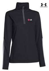 Ladies Under Armour Qualifier Qtr-Zip