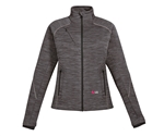 LADIES Melange Bonded Fleece
