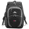 High Sierra Backpack (checkpoint friendly)