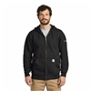 Mens Carhartt Midweight Hooded Zip-Front Sweatshirt