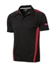 Mens Micro-Mesh Colorblock Polo