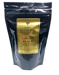 Ginger Black Organic Tea