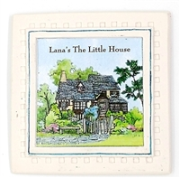 Magnet from Lana's The Little House