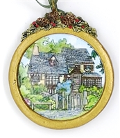 Ornament from Lana's The Little House
