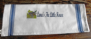 Kitchen towels from Lana's The Little House