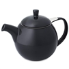 Curve Teapot, Black Graphite 24 oz.