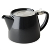 Stump Teapot, Black, 18 oz.