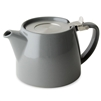 Stump Teapot, Gray, 18 oz.
