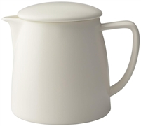 Canary Teapot, Natural Cotton, 14 oz.