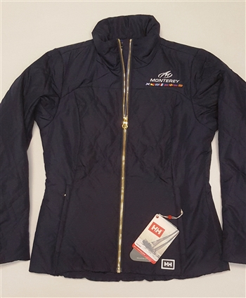 LADIES Helly Hansen Crew Insulator Jacket - NAVY