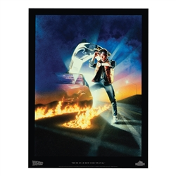 Back To the Future - Then One Day... Part I Lithograph