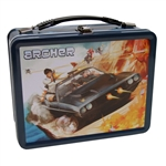 Archer - Secret Agent Retro Style Metal Lunchbox