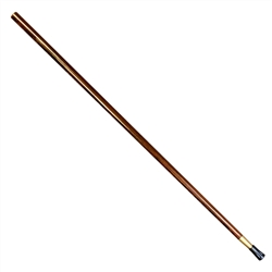 Stix - Brown Walking Stick Cane Shaft