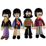 The Beatles - Yellow Submarine Band Member Plush Collection