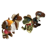 Jurassic Park Clawzplay - Assortment 1
