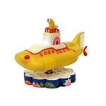 The Beatles - Yellow Submarine Premium Motion Statue