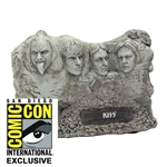 KISS - Mount KISSmore Polystone Sculpture Scaled Edition SDCC 2012