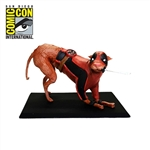 Deadpool - Dogpool Metal Miniature