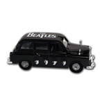 The Beatles - Silhouette Cover Die Cast Taxi SDCC 2011