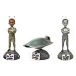 My Favorite Martian - Premium Motion Statue Collection