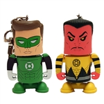 DC Comics - Green Lantern vs Sinestro WriteEms