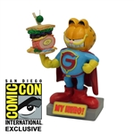 Garfield - My Hero! Premium Motion Statue SDCC 2012