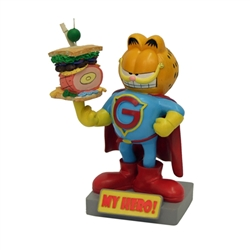 GARFIELD SHAKEMS BOBBLE STATUE 18 CM FACTORY ENTERTAINMENT