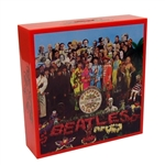The Beatles - Sgt. Peppers Lonely Hearts Club Band Famous Covers Coin Bank