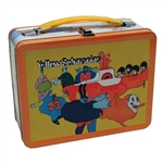 The Beatles - Yellow Submarine Retro Style Metal Lunchbox